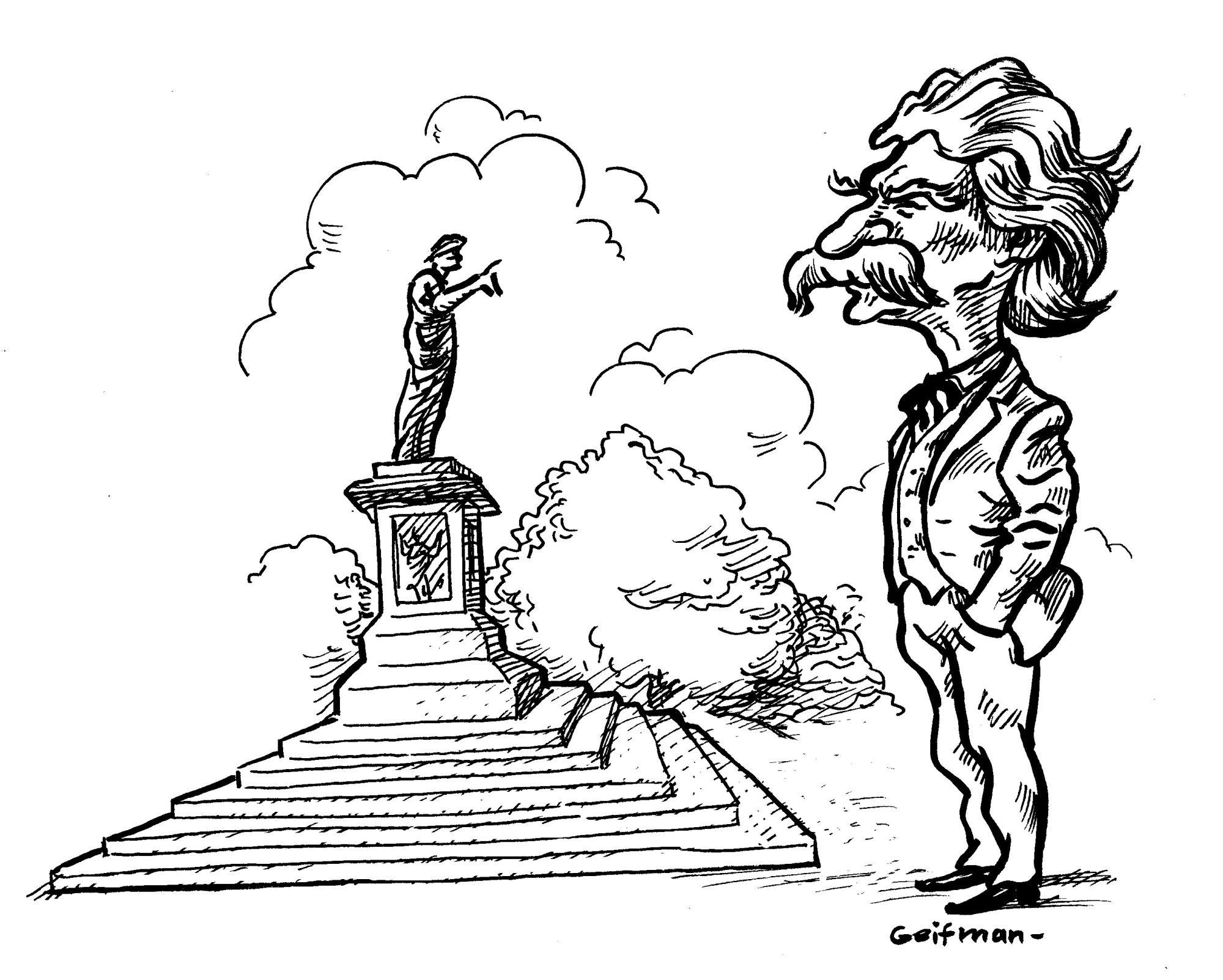 Mark Twain In Odessa Odessa Review