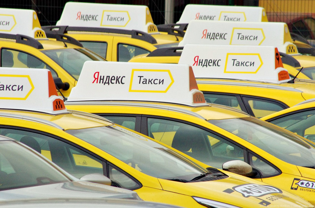Yandex Or Uber? Odessa Greets Two New Taxi Services - Odessa Review