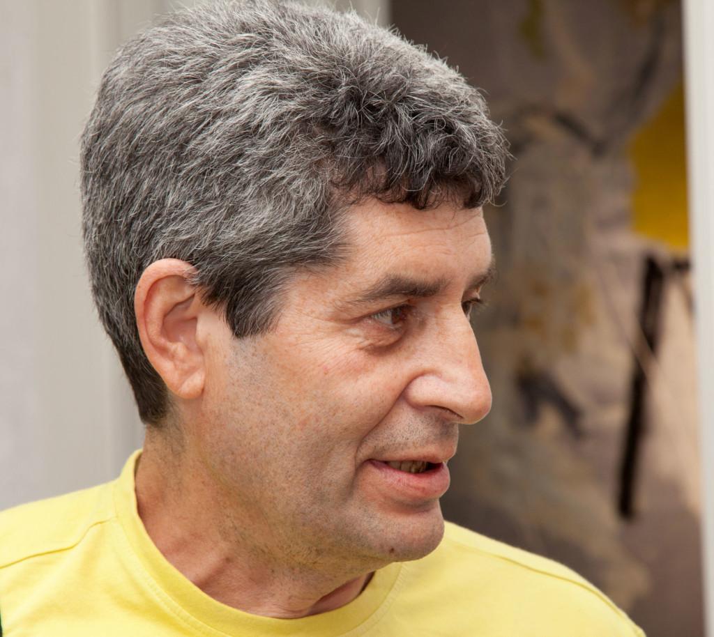 MIKHAIL RASHKOVETSKY